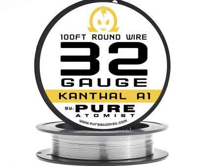 26 gauge kanthal wire build 100ft, Kanthal A1 32 Gauge Resistance Wire, 32, / 0.20mm, ft. Roll, Other Products, Amazon.com 26 Gauge Kanthal Wire Build Popular 100Ft, Kanthal A1 32 Gauge Resistance Wire, 32, / 0.20Mm, Ft. Roll, Other Products, Amazon.Com Galleries