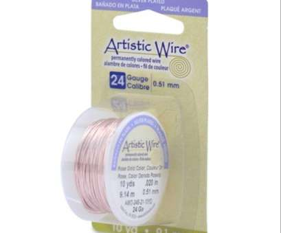 26 gauge rose gold wire Amazon.com: Beadalon 24AWG-21 24 Gauge Permanent Colored Copper Wire, 10-Yard, Rose Gold: Arts, Crafts & Sewing 26 Gauge Rose Gold Wire Cleaver Amazon.Com: Beadalon 24AWG-21 24 Gauge Permanent Colored Copper Wire, 10-Yard, Rose Gold: Arts, Crafts & Sewing Ideas