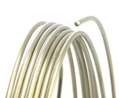 26 gauge sterling silver dead soft wire 18 Gauge Round Dead Soft Nickel Silver Wire, 25FT 26 Gauge Sterling Silver Dead Soft Wire Popular 18 Gauge Round Dead Soft Nickel Silver Wire, 25FT Collections
