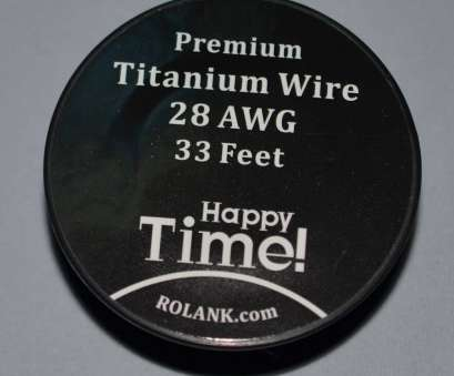 26 gauge titanium wire (1pcs/lot) 10 Meters Super Vape Wire 0.4mm 26 Gauge Titanium Wire, MOD, on Aliexpress.com, Alibaba Group 26 Gauge Titanium Wire Simple (1Pcs/Lot) 10 Meters Super Vape Wire 0.4Mm 26 Gauge Titanium Wire, MOD, On Aliexpress.Com, Alibaba Group Ideas