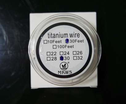 26 gauge titanium wire ( 5pcs /, ) Titanium wire Vapor Tech heating wire 20 22 24 26 28 30 32, 10feet, Temp Control, RDA Atomize free-in Electrical Wires from Home 26 Gauge Titanium Wire Cleaver ( 5Pcs /, ) Titanium Wire Vapor Tech Heating Wire 20 22 24 26 28 30 32, 10Feet, Temp Control, RDA Atomize Free-In Electrical Wires From Home Galleries