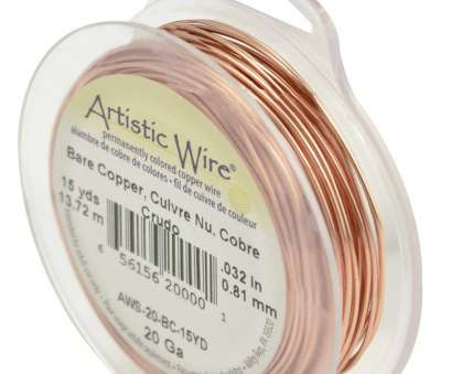 26 gauge wire to mm Amazon.com: Artistic Wire 20-Gauge Bare Copper Wire,15-Yards: Arts, Crafts & Sewing 26 Gauge Wire To Mm Simple Amazon.Com: Artistic Wire 20-Gauge Bare Copper Wire,15-Yards: Arts, Crafts & Sewing Solutions