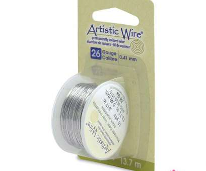 26 gauge wire to mm Artistic Beading Wire in Stainless Steel 26g 26 Gauge Wire To Mm Fantastic Artistic Beading Wire In Stainless Steel 26G Photos