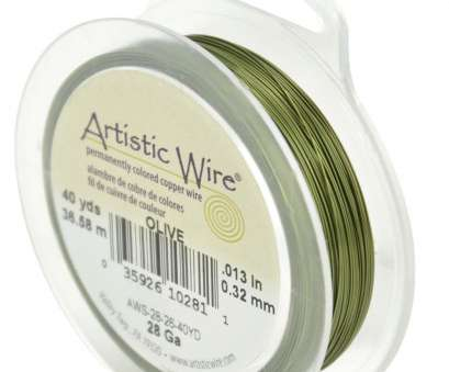 26 gauge wire to mm Artistic Wire, 28 Gauge (.32 mm), Olive, 40 yd (36.5 m) 26 Gauge Wire To Mm Cleaver Artistic Wire, 28 Gauge (.32 Mm), Olive, 40 Yd (36.5 M) Solutions