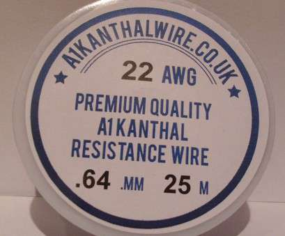 26 gauge wire uk Kanthal A1 Type Resistance Wire Pack, 'Big 5 Starter Pack', 30/28/26/24/22, -, 25 Metre Spools by, Crazy Wire Company: Amazon.co.uk: Garden & 26 Gauge Wire Uk Professional Kanthal A1 Type Resistance Wire Pack, 'Big 5 Starter Pack', 30/28/26/24/22, -, 25 Metre Spools By, Crazy Wire Company: Amazon.Co.Uk: Garden & Ideas