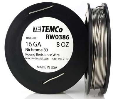 26 gauge wire uk TEMCo Nichrome 80 series wire 16 Gauge 25 FT Resistance, ga, Amazon.com 26 Gauge Wire Uk Perfect TEMCo Nichrome 80 Series Wire 16 Gauge 25 FT Resistance, Ga, Amazon.Com Ideas