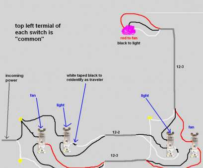 3 way light switch wiring common bathroom wiring diagram wiring rh jasonandor, 2-Way Light Switch Wiring 3 -Way 3, Light Switch Wiring Common Best Bathroom Wiring Diagram Wiring Rh Jasonandor, 2-Way Light Switch Wiring 3 -Way Solutions