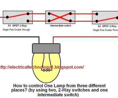 18 Nice 3 Switch 1 Light Wiring Diagram Collections