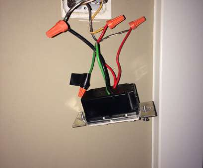 3 way switch wiring 4 wires electrical, way dimmer on 4, circuit, Home Improvement 3, Switch Wiring 4 Wires New Electrical, Way Dimmer On 4, Circuit, Home Improvement Photos