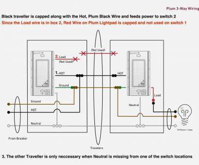 12 Practical 3, Switch Wiring Diagram Dimmer Pictures