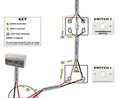 3 way switch wiring diagram light Wiring Diagram 3, Switch With 2 Lights, Wire Light At, A 3, Switch Wiring Diagram Light Simple Wiring Diagram 3, Switch With 2 Lights, Wire Light At, A Photos