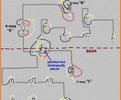 3, switch wiring, house brilliant wiring diagram, old house fresh  ponent three,