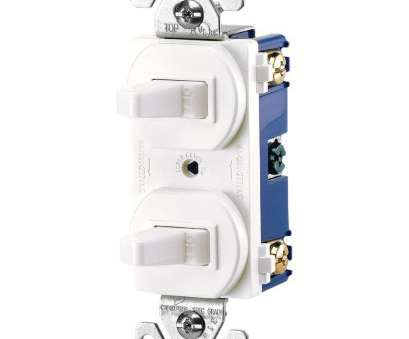 3 way switch wiring single pole Eaton Commercial Grade 15, Combination Single Pole Toggle Switch, 3-Way Switch, White 3, Switch Wiring Single Pole Brilliant Eaton Commercial Grade 15, Combination Single Pole Toggle Switch, 3-Way Switch, White Photos