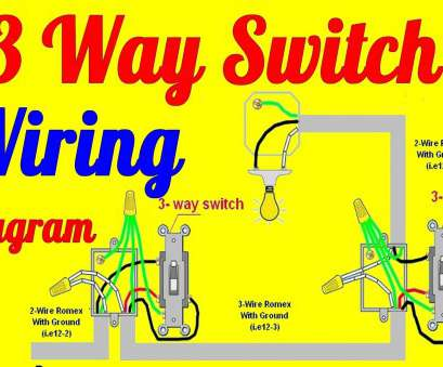 3 way switch with 3 wire romex 3, Switch Wiring Diagram Reference Wiring Diagram, 3, Switch, Lights, Wiring Diagram For 3, Switch With 3 Wire Romex Creative 3, Switch Wiring Diagram Reference Wiring Diagram, 3, Switch, Lights, Wiring Diagram For Photos