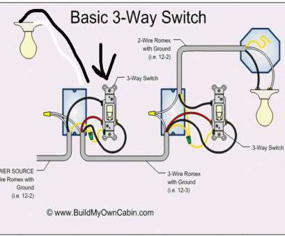 3 way switch with 3 wire romex lighting, Wiring additional light to a 3-way switch (switch > light / switch > light), Home Improvement Stack Exchange 3, Switch With 3 Wire Romex Top Lighting, Wiring Additional Light To A 3-Way Switch (Switch > Light / Switch > Light), Home Improvement Stack Exchange Ideas