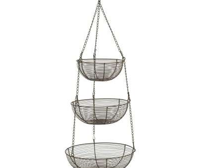 3 tier wire mesh hanging baskets Get Quotations · Rsvp Bronze 3 Tier Hanging Woven Wire Metal Basket Fruit Vegetable Kitchen New 3 Tier Wire Mesh Hanging Baskets Best Get Quotations · Rsvp Bronze 3 Tier Hanging Woven Wire Metal Basket Fruit Vegetable Kitchen New Galleries
