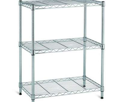 3 tier wire shelving with wheels null 30, H x 24, W x 14, D 3-Shelf Wire Unit in Chrome 14 Most 3 Tier Wire Shelving With Wheels Solutions