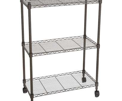 3 tier wire shelving with wheels Amazon.com: Homdox 3-Tier Wire Shelving Unit with Wheels, Gray: Kitchen & Dining 3 Tier Wire Shelving With Wheels Fantastic Amazon.Com: Homdox 3-Tier Wire Shelving Unit With Wheels, Gray: Kitchen & Dining Ideas