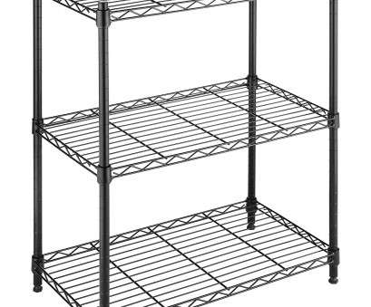 3 tier wire shelving with wheels Amazon.com: Whitmor Adjustable 3 Tier Shelving with Leveling Feet, Black: Home & Kitchen 3 Tier Wire Shelving With Wheels Popular Amazon.Com: Whitmor Adjustable 3 Tier Shelving With Leveling Feet, Black: Home & Kitchen Images