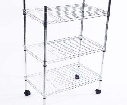 3 tier wire shelving with wheels Details about Heavy Duty 3 Tier Wire Shelving Rack Cart Unit w/Casters Shelf Wheels US Chrome 3 Tier Wire Shelving With Wheels Creative Details About Heavy Duty 3 Tier Wire Shelving Rack Cart Unit W/Casters Shelf Wheels US Chrome Ideas