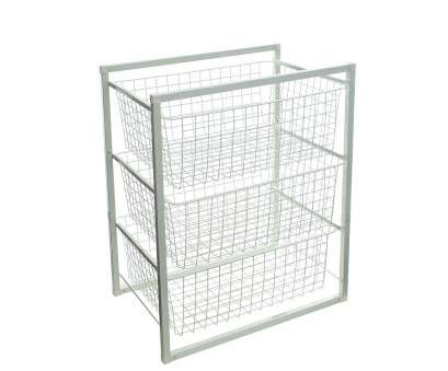 3 wire basket storage unit ... Closetmaid Wire Drawers, Available, Design: Amazing Wire Drawers Ideas 3 Wire Basket Storage Unit Brilliant ... Closetmaid Wire Drawers, Available, Design: Amazing Wire Drawers Ideas Galleries