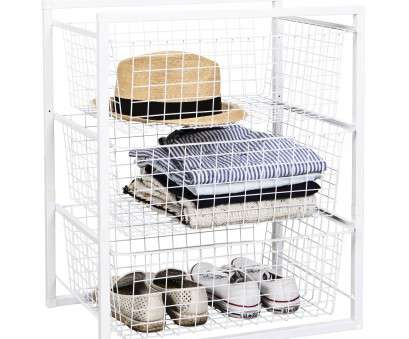 3 wire basket storage unit Wire Basket Drawer Unit 3 Tier from Storage Box 3 Wire Basket Storage Unit Perfect Wire Basket Drawer Unit 3 Tier From Storage Box Ideas