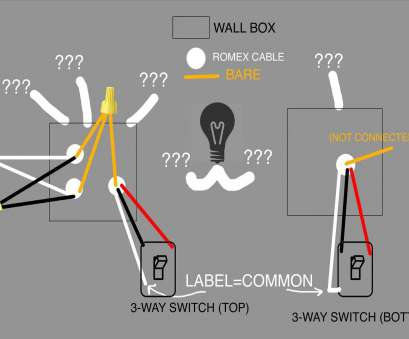 3 wire light switch red white black how to wire a light switch light switch wiring, black white rh medianyet, 2 3 Wire Light Switch, White Black Practical How To Wire A Light Switch Light Switch Wiring, Black White Rh Medianyet, 2 Solutions