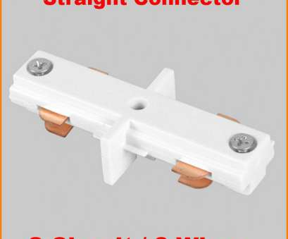 3 wire track lighting 2018 3 Wire 2 Circuit Phase, Lighting Track Connector, Joining Rails Track Components Middle Feed Aluminum Track Accessories Black White From 3 Wire Track Lighting Popular 2018 3 Wire 2 Circuit Phase, Lighting Track Connector, Joining Rails Track Components Middle Feed Aluminum Track Accessories Black White From Ideas