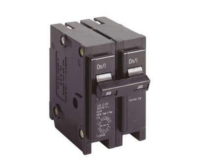 30 amp breaker on 12 gauge wire Square D Homeline 30, 2-Pole Circuit Breaker-HOM230CP, The 30, Breaker On 12 Gauge Wire Creative Square D Homeline 30, 2-Pole Circuit Breaker-HOM230CP, The Solutions