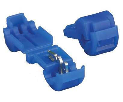 3m electrical wire connectors Amazon.com: Install, 3MBTT 3M T-Tap Connector 18/14 Gauge -, Pack (Blue): Home Audio & Theater 18 Professional 3M Electrical Wire Connectors Solutions