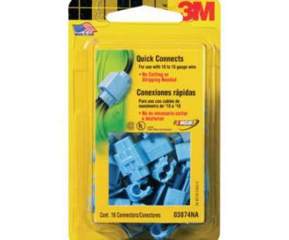3m electrical wire connectors 3M Electrical Connectors, Blue Quick Connects,, wire gauge 18-14, 16 3M Electrical Wire Connectors Best 3M Electrical Connectors, Blue Quick Connects,, Wire Gauge 18-14, 16 Images