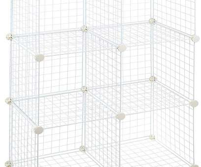 4 cube wire storage shelves Amazon.com: AmazonBasics 6 Cube Wire Storage Shelves, White: Home & Kitchen 4 Cube Wire Storage Shelves Brilliant Amazon.Com: AmazonBasics 6 Cube Wire Storage Shelves, White: Home & Kitchen Galleries