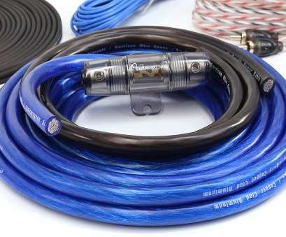 4 gauge speaker wire near me Amazon.com: KnuKonceptz Bassik 4 Gauge Complete Amplifier Installation, Wiring, with RCA:, Electronics 12 Professional 4 Gauge Speaker Wire Near Me Galleries