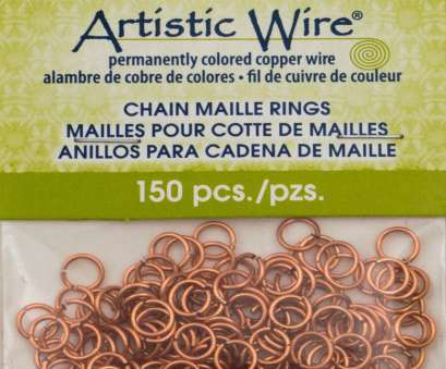 4 gauge wire to mm Artistic Wire Copper 6.13mm Jump Ring 150pc 20, I.D. 4.37mm 4 Gauge Wire To Mm New Artistic Wire Copper 6.13Mm Jump Ring 150Pc 20, I.D. 4.37Mm Galleries