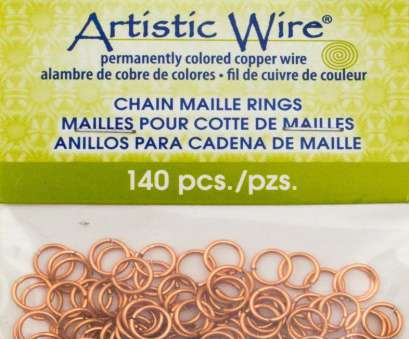 4 gauge wire to mm Artistic Wire Copper 6.38mm Jump Ring 140pc 20, I.D. 4.76mm 4 Gauge Wire To Mm Practical Artistic Wire Copper 6.38Mm Jump Ring 140Pc 20, I.D. 4.76Mm Galleries