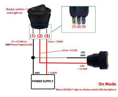 4 prong toggle switch wiring diagram 3, rocker switch wiring diagram, led toggle switch wiring rh queen, com 3 4 Prong Toggle Switch Wiring Diagram Popular 3, Rocker Switch Wiring Diagram, Led Toggle Switch Wiring Rh Queen, Com 3 Solutions
