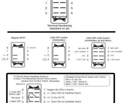 4 prong toggle switch wiring diagram 4 prong rocker switch wiring  diagram, diagrams schematics best
