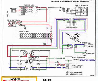 4, Relay Wiring Diagram Starter Por 12Volt, Wiring ... on