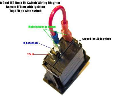 4 pin toggle switch wiring diagram Rocker Switch Help Kawasaki Teryx Forum Exceptional 4, Toggle Wiring Pole 13 Practical 4, Toggle Switch Wiring Diagram Collections