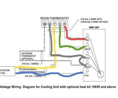 4 wire thermostat wiring diagram Wiring diagram, outdoor thermostat 4 wire color code 3 room original print schemes heat pump 10 Best 4 Wire Thermostat Wiring Diagram Photos
