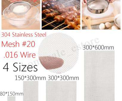 #4 woven wire mesh Details about 4 Type 3.1''/5.9''/11.8''/23.6