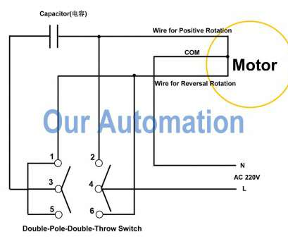 4pdt toggle switch wiring diagram how to control ac motor by dpdt switch,  remote controller