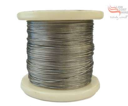 .5 mm wire to gauge 0.5mm Stainless Steel Wire Rope .5 Mm Wire To Gauge Popular 0.5Mm Stainless Steel Wire Rope Pictures