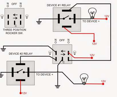 17 Most 5 Pole Toggle Switch Wiring Diagram Pictures - Tone ...  Pole Rocker Switch Wiring Diagram on