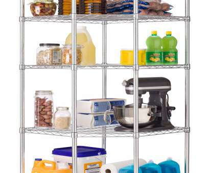 5 tier wire shelving rack 5 Tier Multi-Purpose Wire Storage Corner Rack, Silver 5 Tier Wire Shelving Rack Brilliant 5 Tier Multi-Purpose Wire Storage Corner Rack, Silver Images