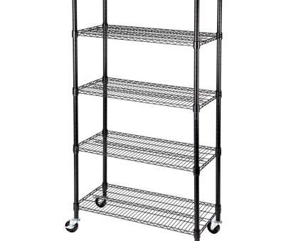 5 tier wire shelving rack Details about 5 Tier 60