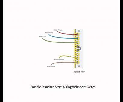 5 way toggle switch wiring Import versus Standard 5-Way Switches 5, Toggle Switch Wiring Cleaver Import Versus Standard 5-Way Switches Galleries