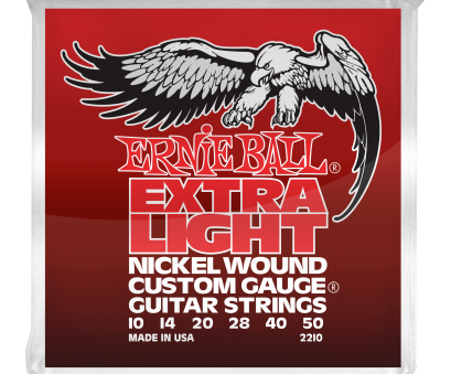 50 gauge wire diameter Nickel Wound Custom Gauge Electric Guitar Strings, Ernie Ball 50 Gauge Wire Diameter Most Nickel Wound Custom Gauge Electric Guitar Strings, Ernie Ball Photos