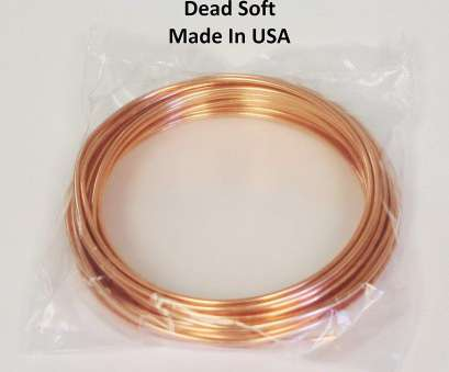 6 awg bonding wire Amazon.com: 10 Gauge Round Dead Soft Copper Wire, 25FT: Industrial & Scientific 6, Bonding Wire Perfect Amazon.Com: 10 Gauge Round Dead Soft Copper Wire, 25FT: Industrial & Scientific Pictures