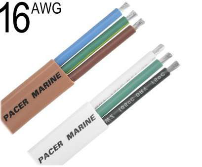 6 conductor 16 gauge wire Triplex Cable, 16 AWG, W16/3 6 Conductor 16 Gauge Wire Practical Triplex Cable, 16 AWG, W16/3 Solutions